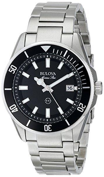 Đồng hồ nam dây kim loại Bulova 98B203
