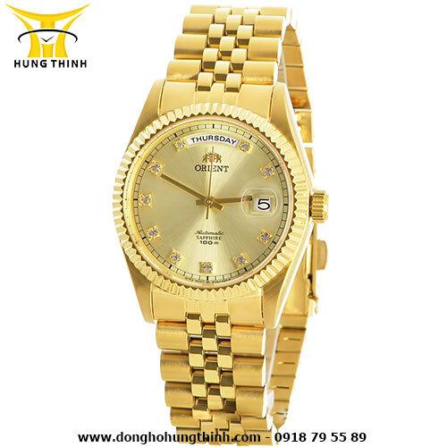 Đồng hồ nam dây kim loại Orient FEV0J001GY