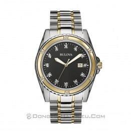 Đồng hồ nam dây kim loại Bulova - 98D122