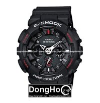 Đồng hồ nam dây nhựa Casio GA-120 - màu 1A, 1ADR, 1AHDR