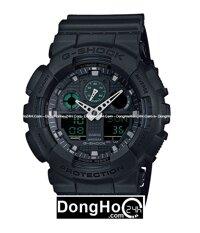 Đồng hồ nam dây nhựa G-Shock Casio GA-100MB-1ADR