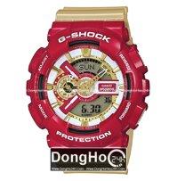 Đồng hồ nam dây resin Casio Gshock GA-110CS-4ADR