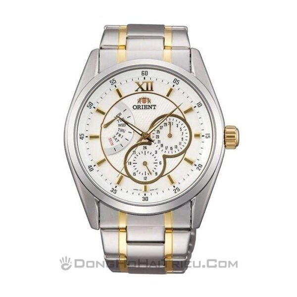 Đồng hồ nam dây thép không gỉ Orient FUU06005W0