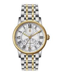 Đồng hồ nam dây thép không gỉ Sunrise Quartz SG1931 - màu 1101/ 1102/ 1202