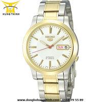 Đồng hồ nam dây thép không gỉ Seiko SNK790K1