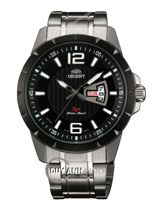 Đồng hồ nam dây thép không gỉ Orient FUG1X001B9