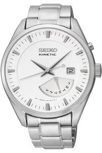 Đồng hồ nam dây thép không gỉ Seiko Kinetic SRN043P1