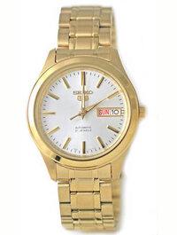Đồng hồ nam dây thép không gỉ Seiko 5 Automatic SNKM50K1
