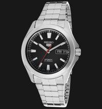 Đồng hồ nam dây thép không gỉ Seiko 5 Automatic SNKL09K1