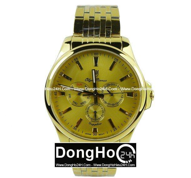Đồng hồ nam dây thép không gỉ Olympia Pianus OP990 - màu 09MCRKV/ 09MCRS