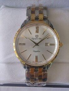 Đồng hồ nam dây thép không gỉ Olympia Star OPA58061MSK