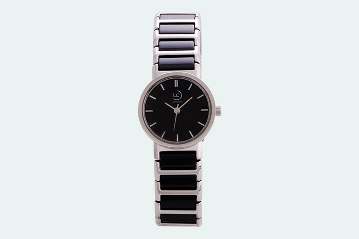 Đồng hồ nam dây thép không gỉ Le Chateau Quartz L20.112.02.5.2