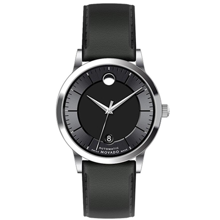 Đồng hồ nam dây thép không gỉ Movado 0606873