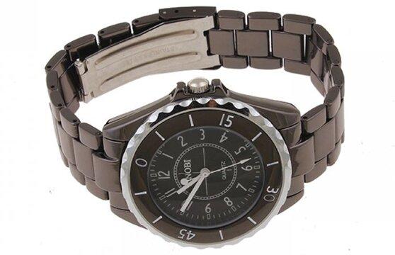 Đồng hồ nam dây thép Sinobi SI005