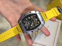Đồng hồ nam High-End Richard Mille Automatic RM002