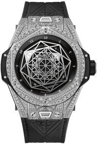 Đồng hồ nam Hublot Big Bang Sang Bleu Titanium Pave 415.NX.1112.VR.1704.MXM17