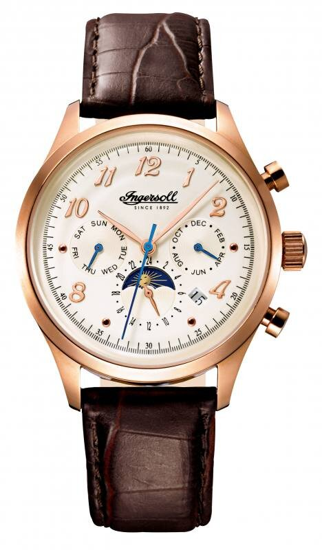 Đồng hồ nam Ingersoll IN1205RCR