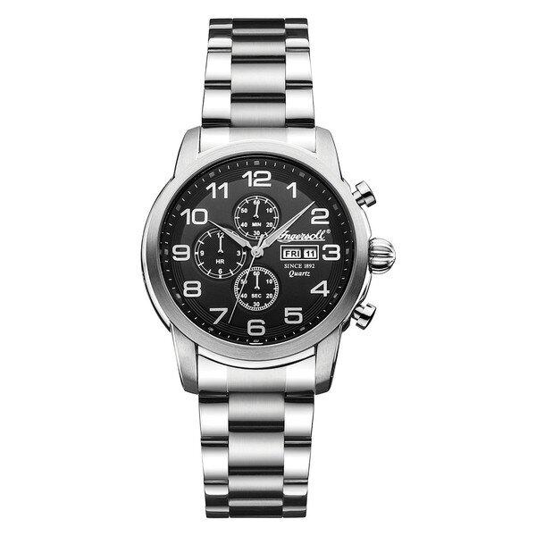 Đồng hồ nam - Ingersoll INQ018BKSL