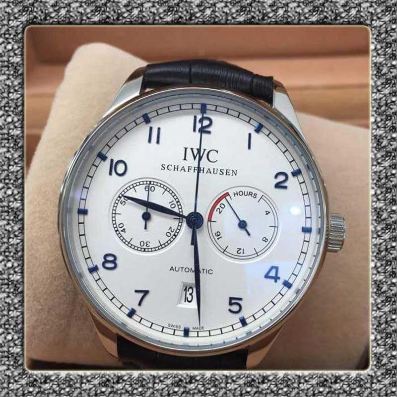 Đồng hồ nam IWC Automatic IC.119Au