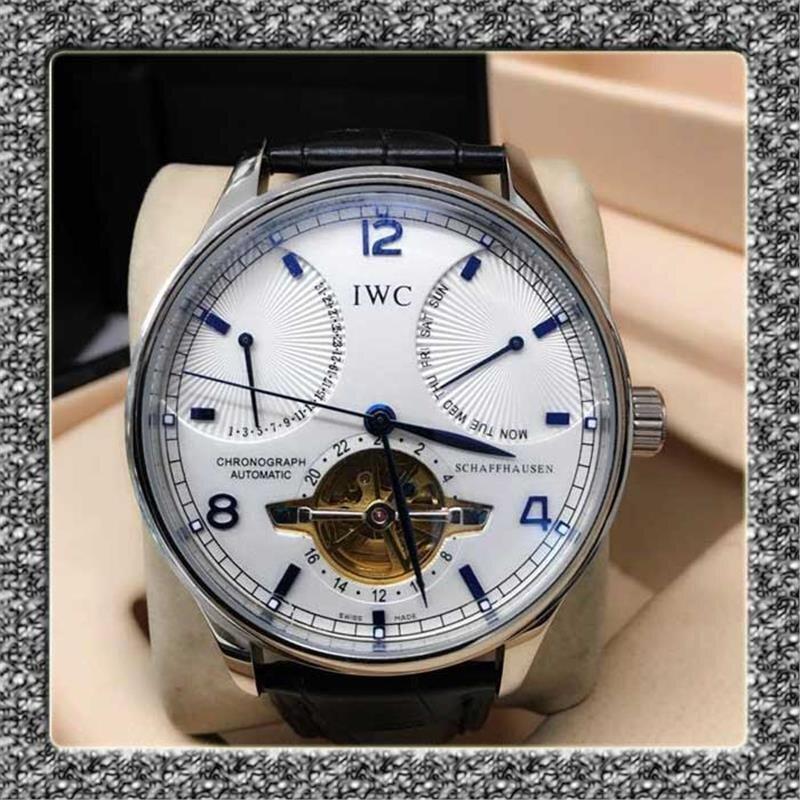 Đồng hồ nam IWC Automatic IC.112Au