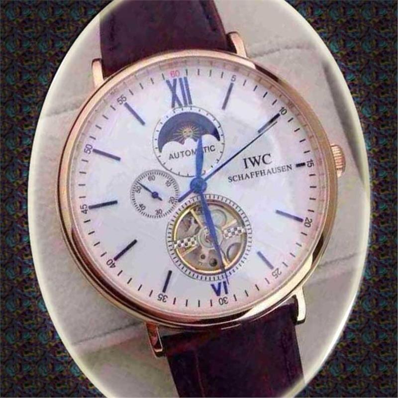 Đồng hồ nam IWC Automatic IC.001Au