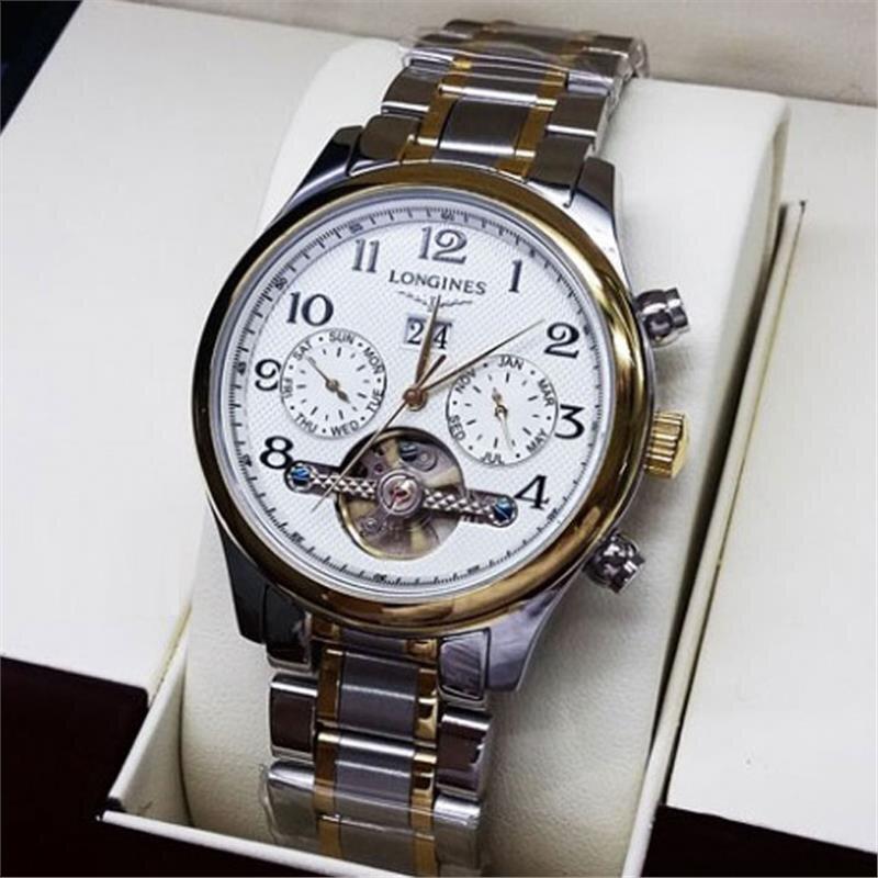 Đồng hồ nam Longines Automatic L612Au