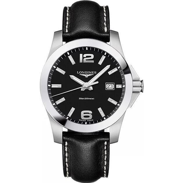 Đồng hồ nam Longines Conquest L3.759.4.58.3