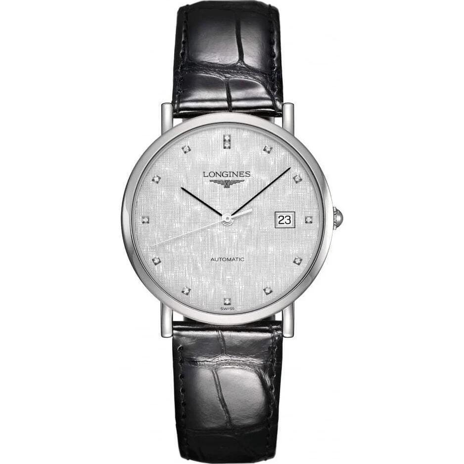 Đồng hồ nam Longines Elegant L4.810.4.77.2