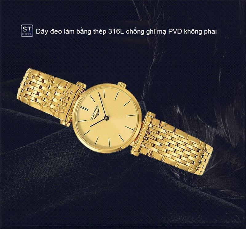 Đồng hồ nam Longines L39.26
