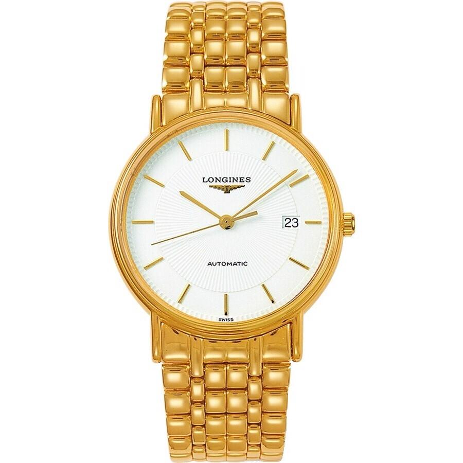 Đồng hồ nam Longines Présence L4.921.2.18.8