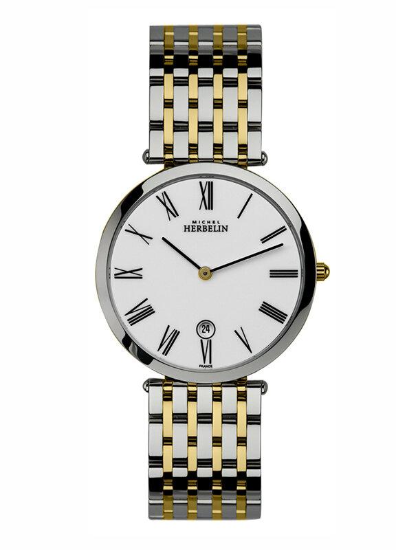 Đồng hồ nam Michel Herbelin 414/BT12