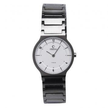 Đồng hồ nam Obaku V133LTIST