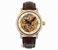 Đồng hồ nam Ogival Skeleton OG358-18.65AGSR-GL