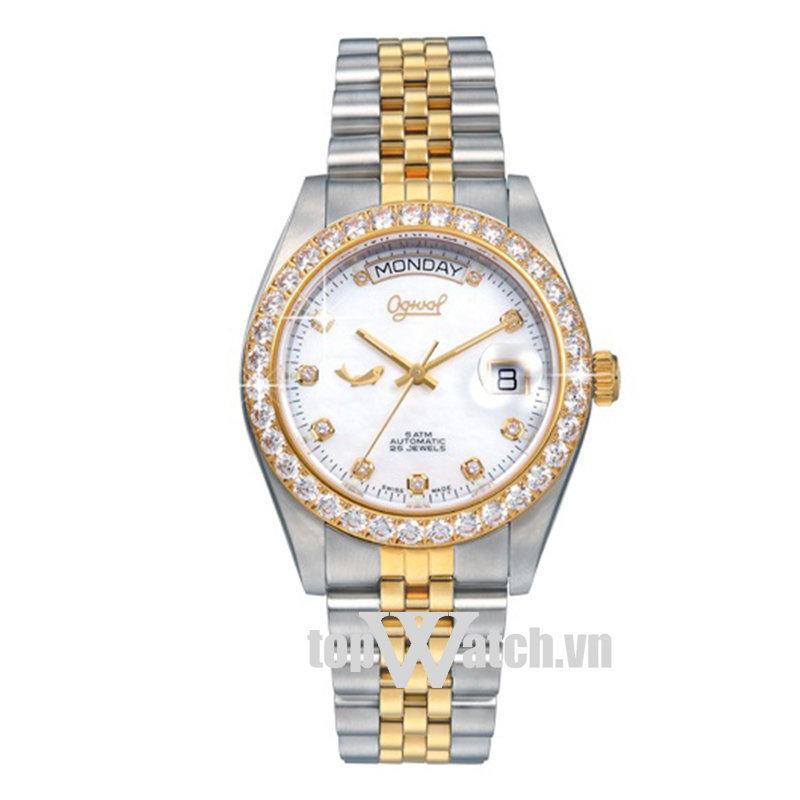 Đồng hồ nam Ogival OG303271DMSK-T