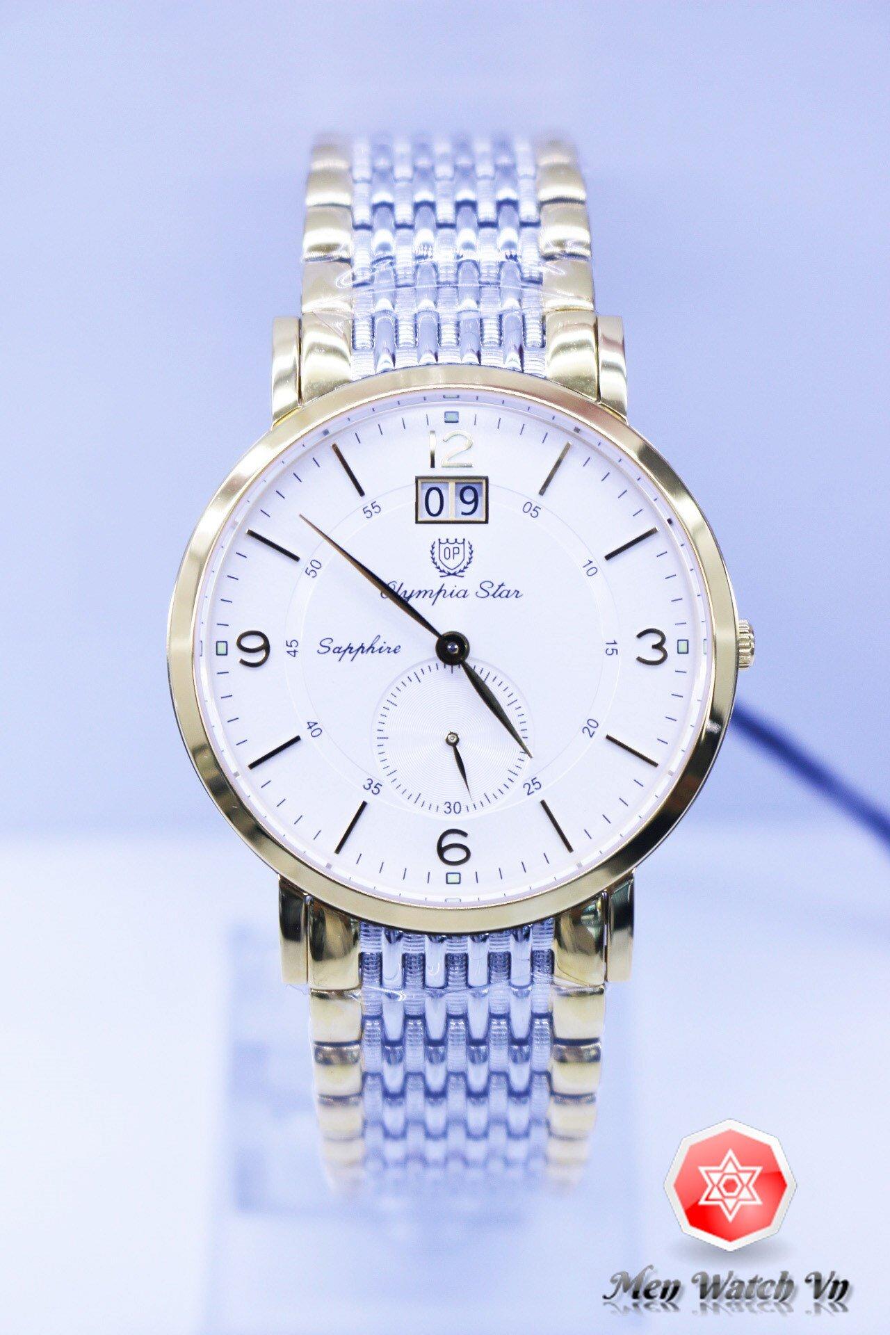 Đồng hồ nam Olym Pianus OP-58012-04MSK-T