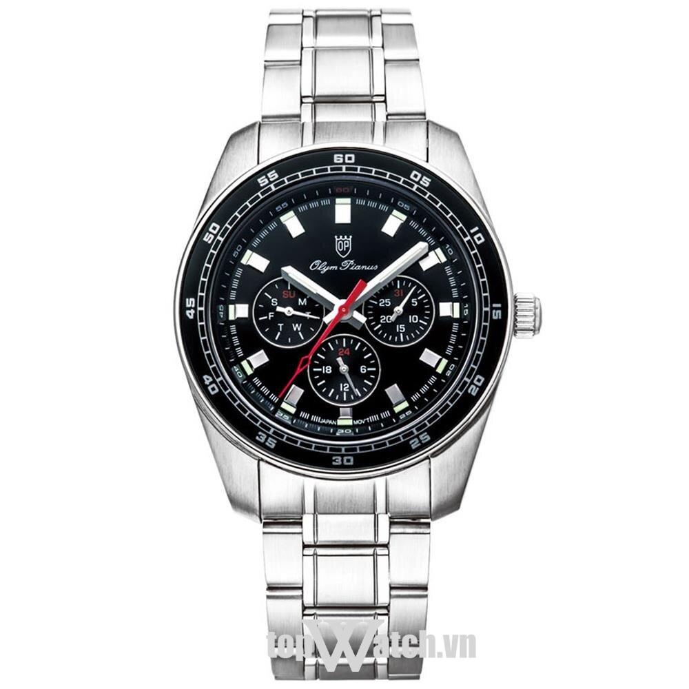 Đồng hồ nam Olympia OP990-07MCRS