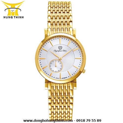 Đồng hồ nam Olympia 58062-07MK
