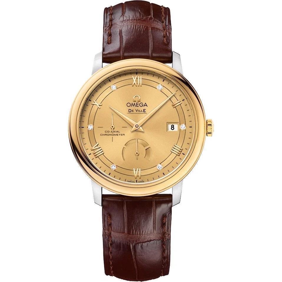 Đồng hồ nam Omega De Ville 424.23.40.21.58.001