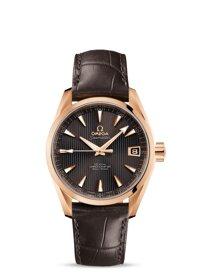Đồng hồ nam Omega Semaster Aqua Terra Chronometer 231.53.39.21.06.001 38.5mm