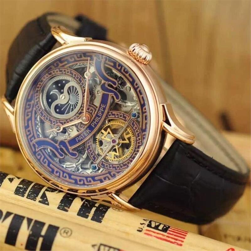 Đồng hồ nam Patek Philippe Automatic P.P1005