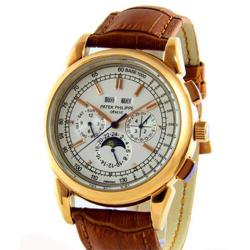 Đồng hồ nam Patek Philippe Automatic P.P195