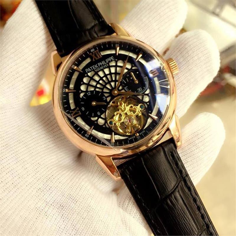 Đồng hồ nam Patek Philippe Automatic P.P167