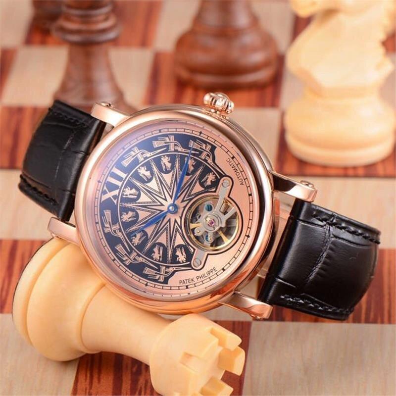 Đồng hồ nam Patek Philippe Automatic P.P995