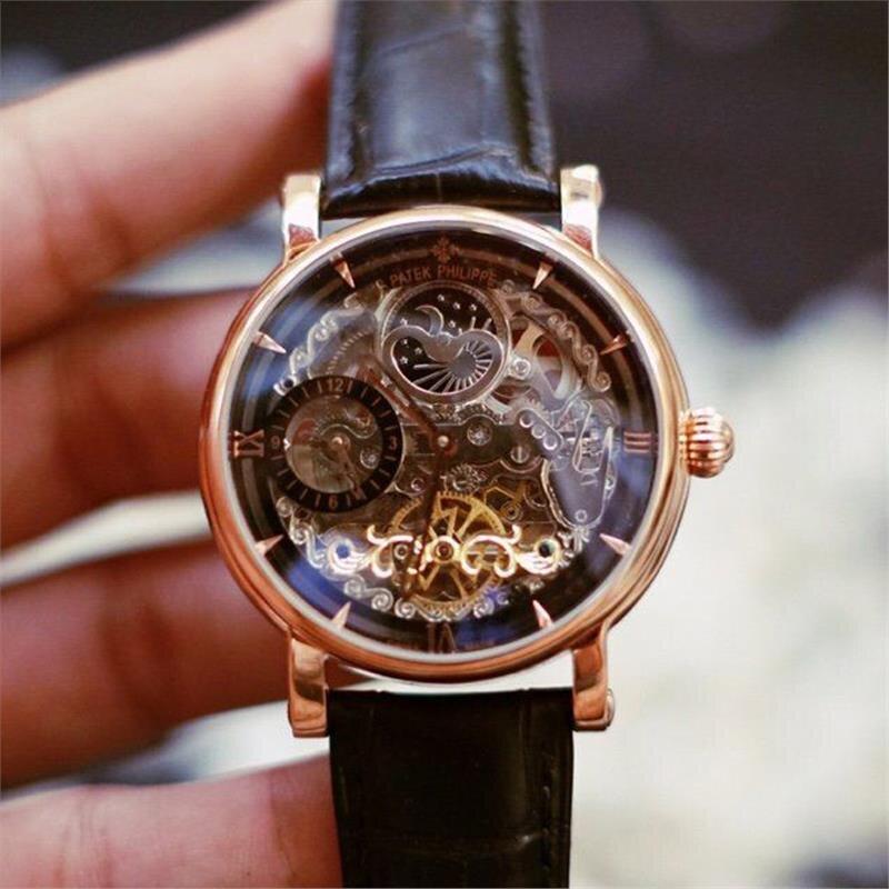 Đồng hồ nam Patek Philippe Automatic P.P987