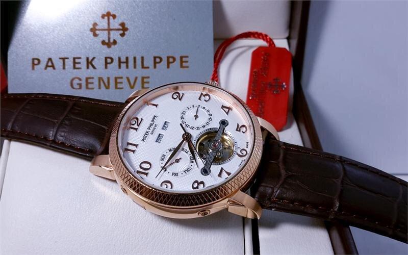Đồng hồ nam Patek Philippe Automatic P.P1075
