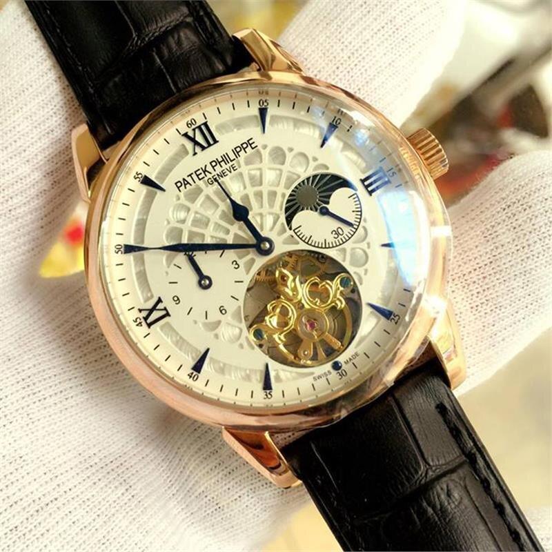 Đồng hồ nam Patek Philippe Automatic P.P157