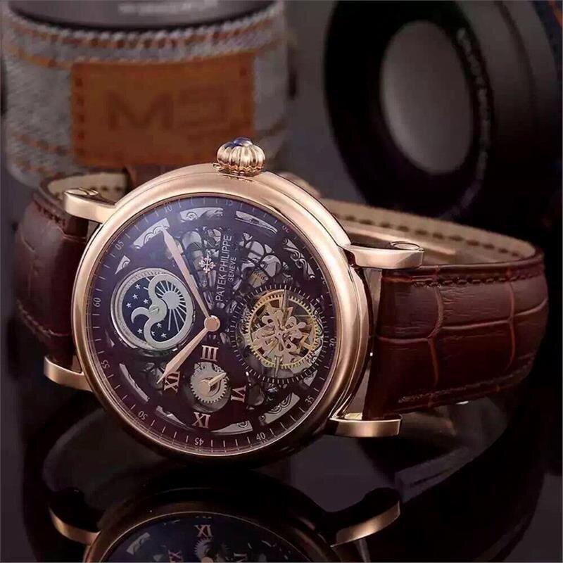 Đồng hồ nam Patek Philippe Automatic P.P144