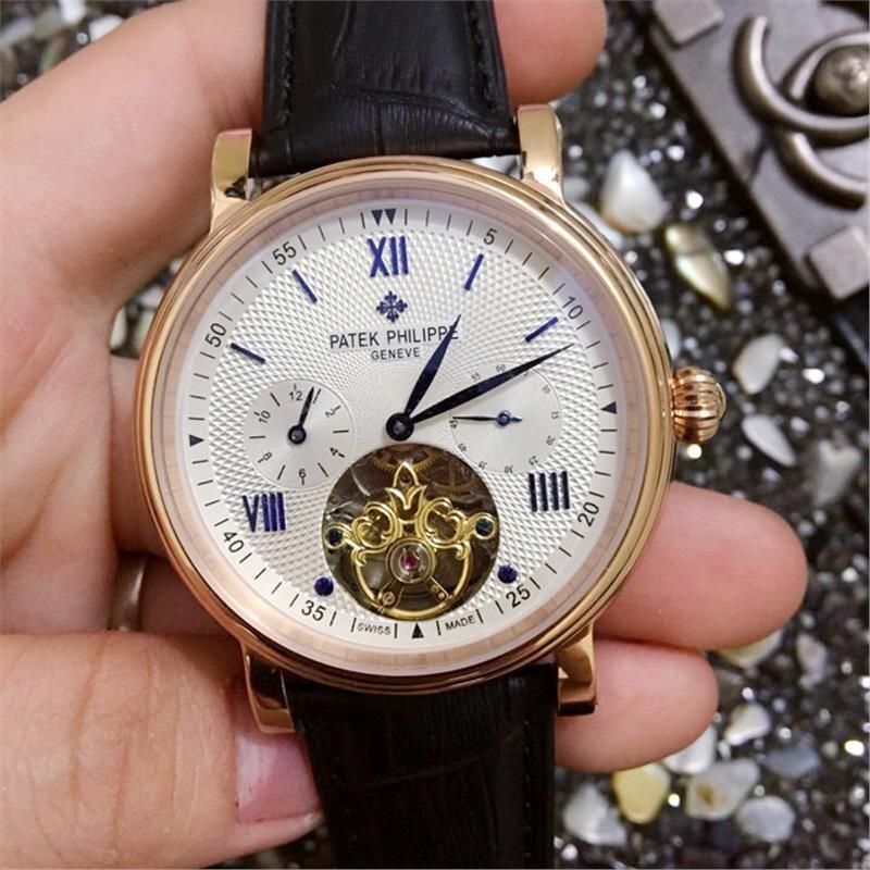 Đồng hồ nam Patek Philippe Automatic P.P381