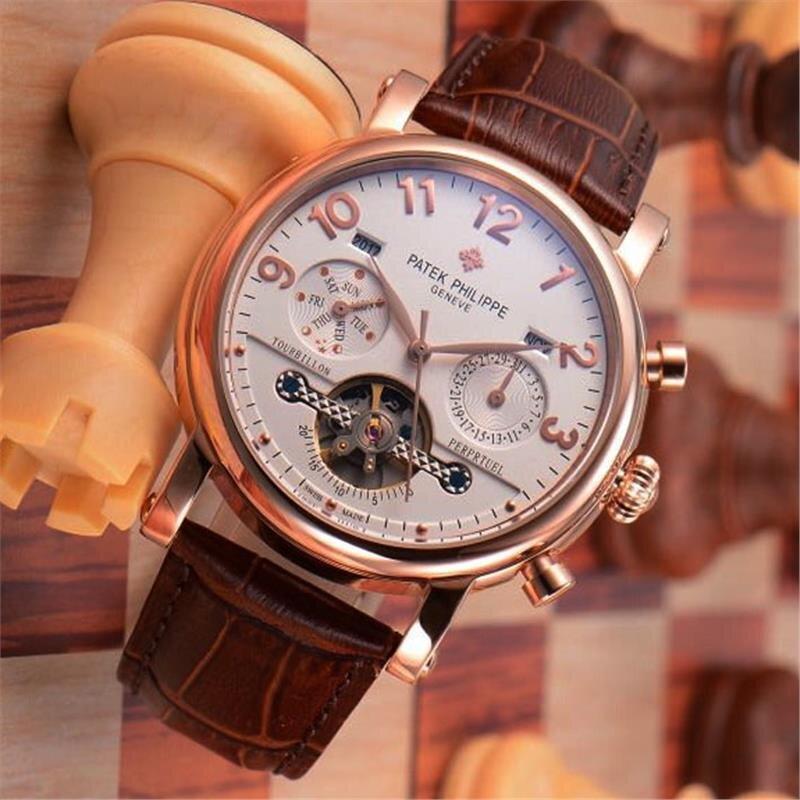 Đồng hồ nam Patek Philippe Automatic Tourbillon P.P404
