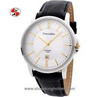 Đồng hồ nam Quartz Francis Delon 1H39GMCWH